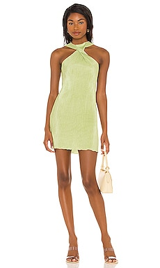 Pluto Mini Dress Song of Style $135