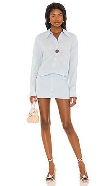 Harmonee Mini Dress Song of Style $238 NEW