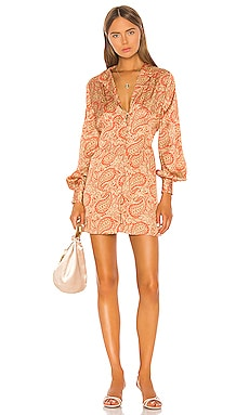 ROBE COURTE BELLA Song of Style $228