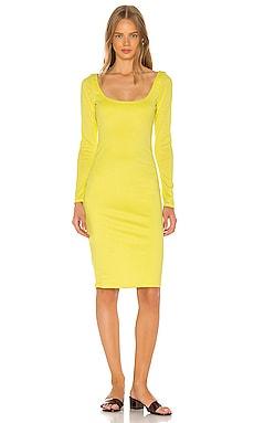Octavia Midi Dress Song of Style $71