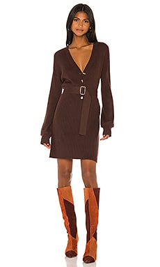 Darcey Sweater Dress Song of Style $188