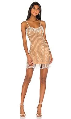 Leighton Mini Dress Song of Style $378