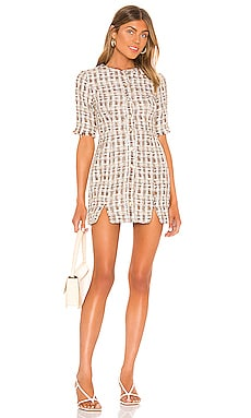 Warner Mini Dress Song of Style $228