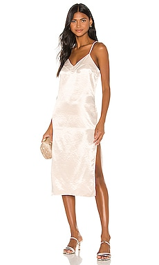 ROBE MI-LONGUE AUDRA Song of Style $218