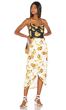 Cleo Midi Dress Song of Style $228