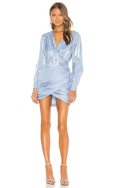 Tucker Mini Dress Song of Style $248