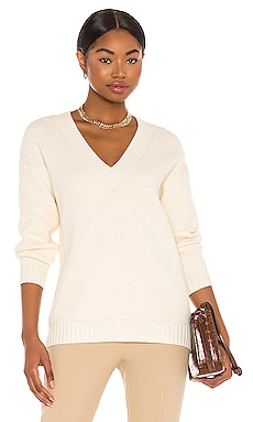 Raine V Neck Sweater Song of Style $96
