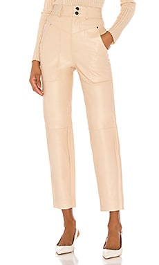 Seana Leather Pant Song of Style $498