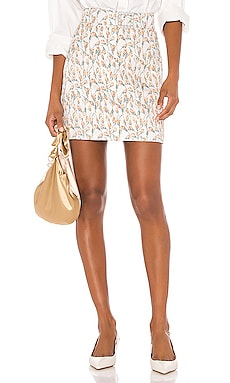 Flora Mini Skirt Song of Style $48