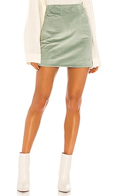 Joelle Mini Skirt Song of Style $148