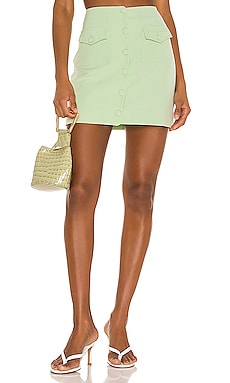 Gala Mini Skirt Song of Style $148