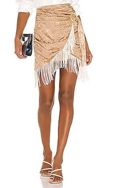Keaton Mini Skirt Song of Style $125