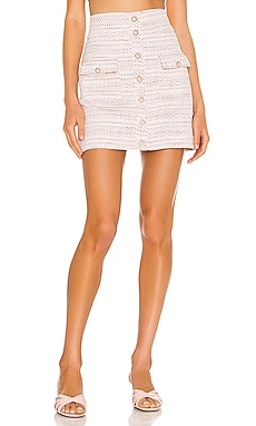 Lyric Mini Skirt Song of Style $158 NEW ARRIVAL