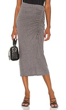 Rayna Midi Skirt Song of Style $168