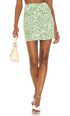 Gala Mini Skirt Song of Style $148