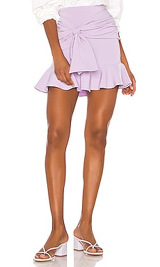 Farah Mini Skirt Song of Style $158