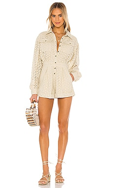 Winslet Romper Song of Style $228