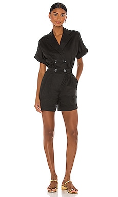 Milton Romper Song of Style $67 (FINAL SALE)