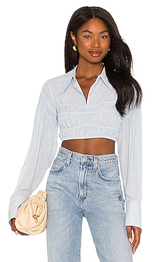 Esma Crop Top Song of Style $178 NEW