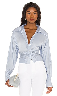 Mila Blouse Song of Style $188