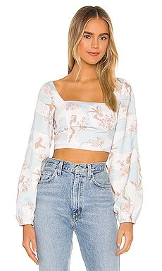 Dixie Top Song of Style $178