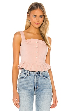 Aria Top Song of Style $128