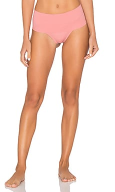Undie Tectable Thong in Dark Blush