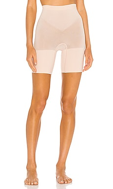 SPANX Super Power Short in Soft Nude