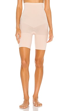 Super Higher Power Short in Soft Nude