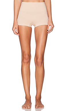 SPANX Everyday Shaping Boyshort in Nude