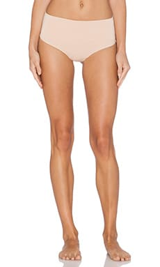 SPANX Everyday Shaping Thong in Nude