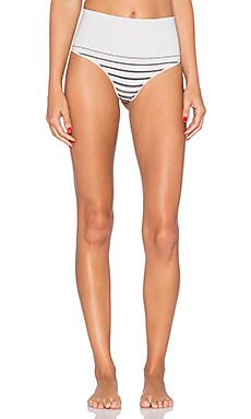 SPANX Everyday Shaping Thong in Ombre Rock Grey