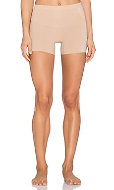 SPANX Shape My Day Girl Short in Natural