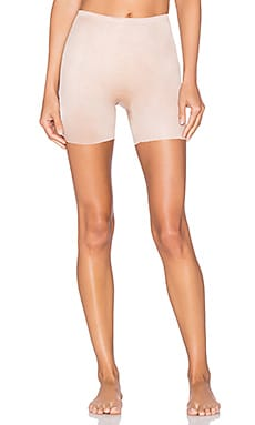 SPANX Skinny Britches Mid Thigh Short in Naked