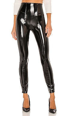 Faux Patent Leather Leggings SPANX $110