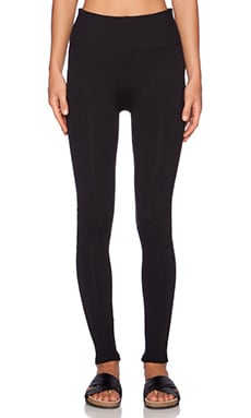 SPANX Moto Leggings in Black