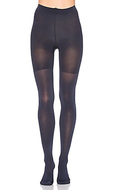 Luxe Leg Tights in Nightcap Navy