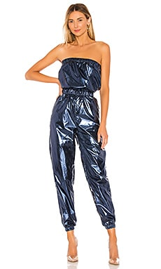 Lani Strapless Jumpsuit superdown $74 NEW ARRIVAL