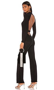 Nissa Open Back Jumpsuit superdown $78