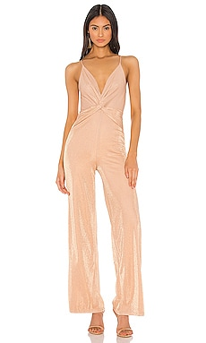 Easton Deep V Jumpsuit superdown $53