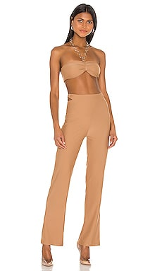 Paris Halter Pant Set superdown $54