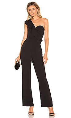 1f691281283 Stefanie One Shoulder Jumpsuit superdown  72 ...