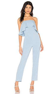 cd9fde080d8 Reina Ruffle Jumpsuit superdown  78 ...