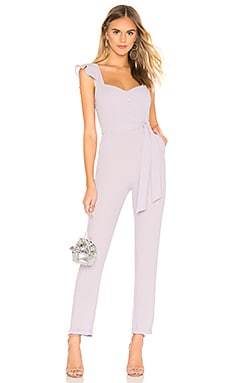 Gloria Flutter Jumpsuit superdown $88