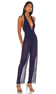Kira Halter Jumpsuit superdown $78