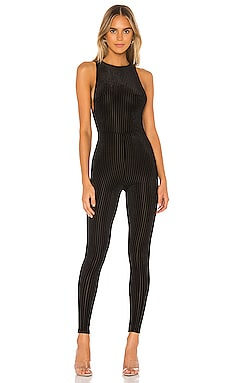x Draya Michele Welcome to the Party Catsuit superdown $72 NOUVEAUTÉ