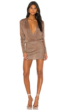 Aura Mini Dress superdown $66