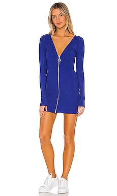 Mara Zip Front Dress superdown $26 (FINAL SALE)