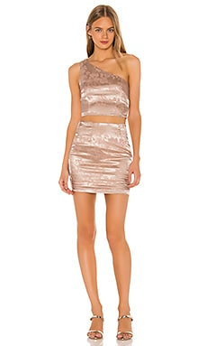 Athena Mini Skirt Set superdown $66 NEW ARRIVAL