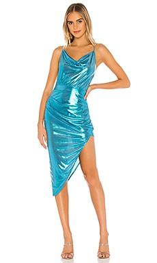 Florence Drape Front Dress superdown $22 (FINAL SALE)